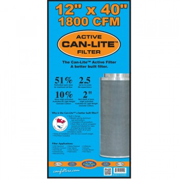 "Can-Lite™ 12"" x 40"""