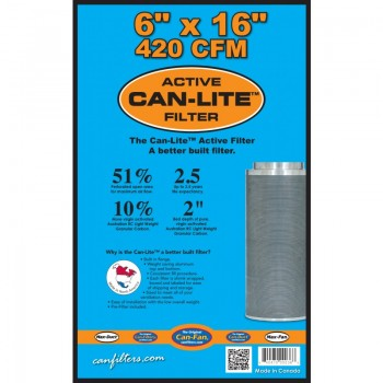 "Can-Lite™ 6"" x 16"""