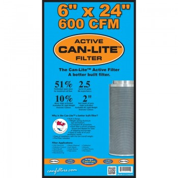 "Can-Lite™ 6"" x 24"""
