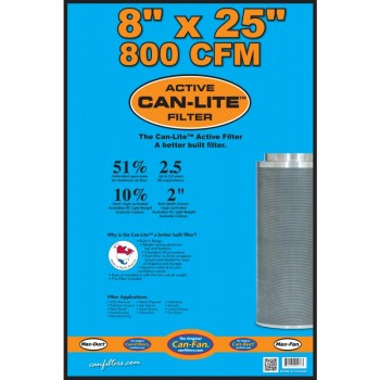 "Can-Lite™ 8"" x 25"""