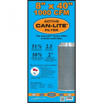 "Can-Lite™ 8"" x 40"""