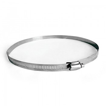 """Stainless Ducting Clamps - 6"""""""