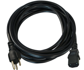 Ballast Power Cord 8' 240V 16GA