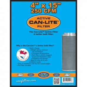"""Can-Lite™ 4"""" x 15"""""""