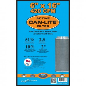 """Can-Lite™ 6"""" x 16"""""""