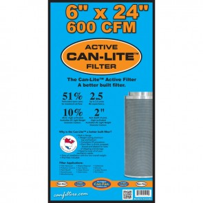 """Can-Lite™ 6"""" x 24"""""""